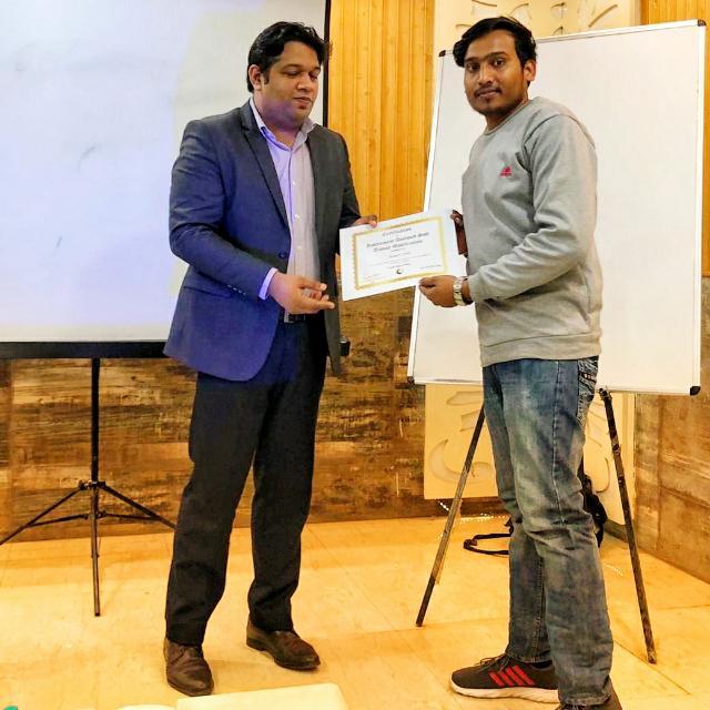 Dr. Sandeep Singh